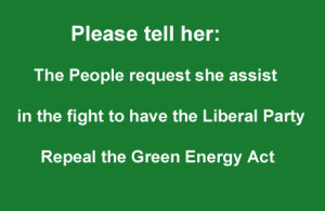 repeal green energy act-Andrea-Horwath