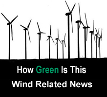 howgreenisthis - wind related news
