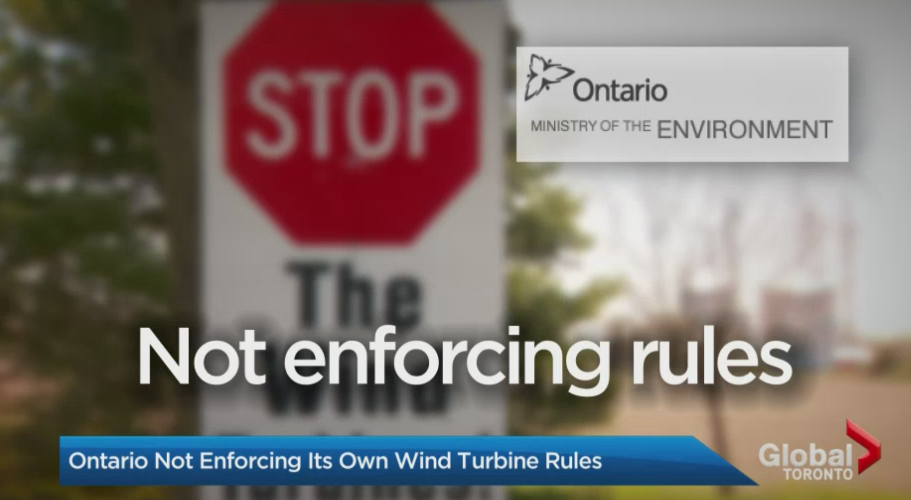 Global Toronto Wind Energy Exposed