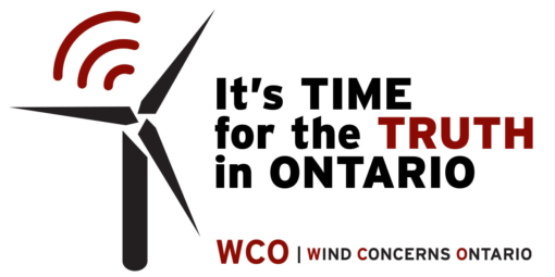 Wind Concerns Ontario Time For Truth Ontario